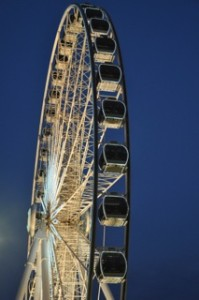 blog ferris wheel photo