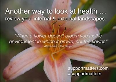 Gail - health environment blog graphic